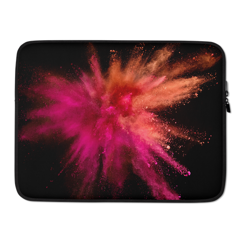 15 in Powder Explosion Laptop Sleeve by Design Express
