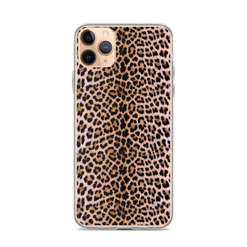 iPhone 11 Pro Max Leopard