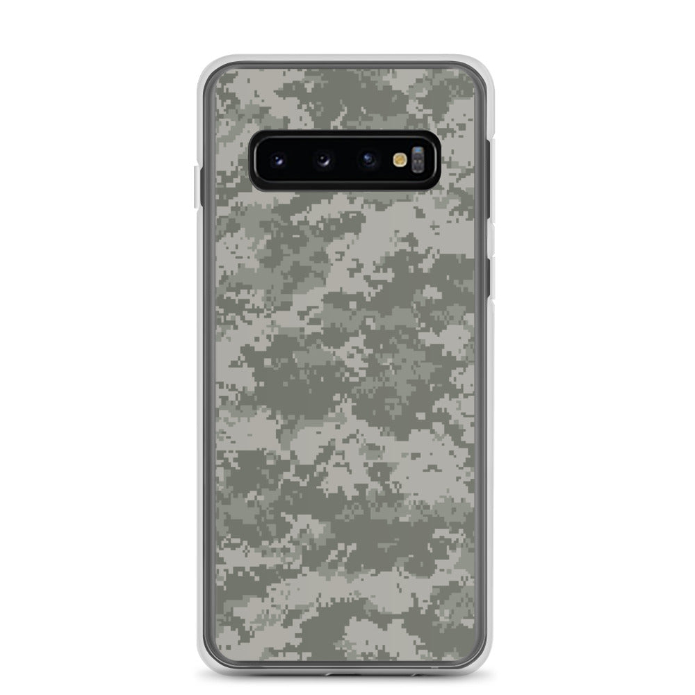 Samsung Galaxy S10 Blackhawk Digital Camouflage Print Samsung Case by Design Express