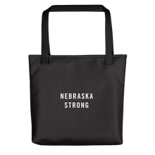 Nebraska Strong Tote bag by Design Express