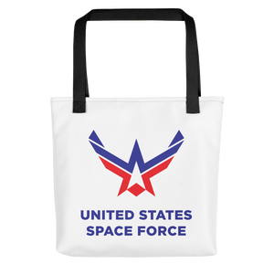 United States Space Force Tote bag