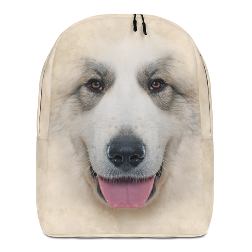 Default Title Great Pyrenees Dog Minimalist Backpack by Design Express