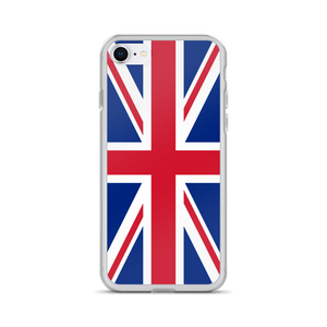 "iPhone 7/8 United Kingdom Flag ""Solo"" iPhone Case iPhone Cases by Design Express"
