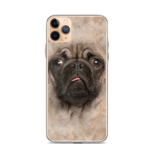 iPhone 11 Pro Max Pug Dog iPhone Case by Design Express