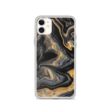 iPhone 11 Black Marble iPhone Case by Design Express