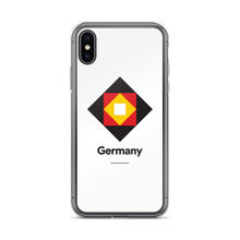 "iPhone X Germany ""Diamond"" iPhone Case iPhone Cases by Design Express"