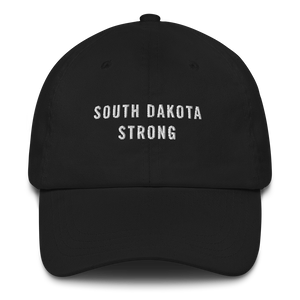Default Title South Dakota Strong Baseball Cap Baseball Caps by Design Express
