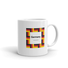 "Default Title Germany ""Mosaic"" Mug Mugs by Design Express"