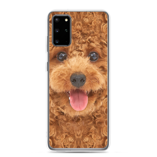 Samsung Galaxy S20 Plus Poodle Dog Samsung Case by Design Express
