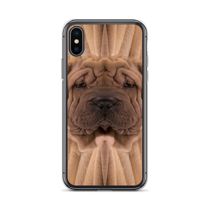 iPhone X/XS Shar Pei Dog iPhone Case by Design Express