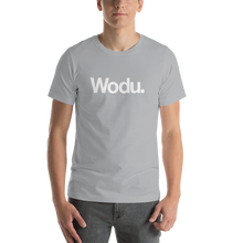 "Silver / S Wodu Media ""Everything"" Unisex T-Shirt by Design Express"