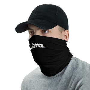 Libra Strikethrough Neck Gaiter Masks by Design Express
