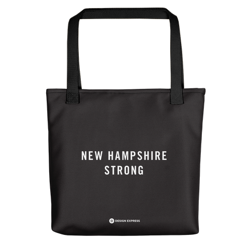 Default Title New Hampshire Strong Tote bag by Design Express