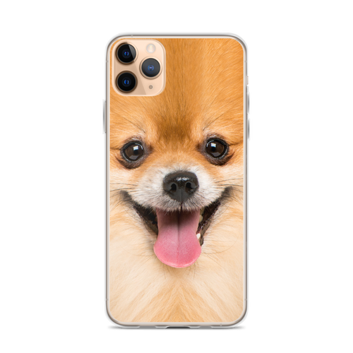 iPhone 11 Pro Max Pomeranian Dog iPhone Case by Design Express
