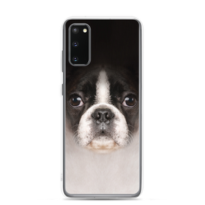 Samsung Galaxy S20 Boston Terrier Dog Samsung Case by Design Express
