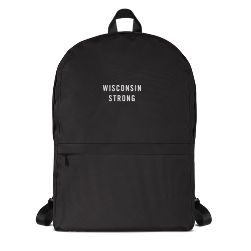 Default Title Wisconsin Strong Backpack by Design Express