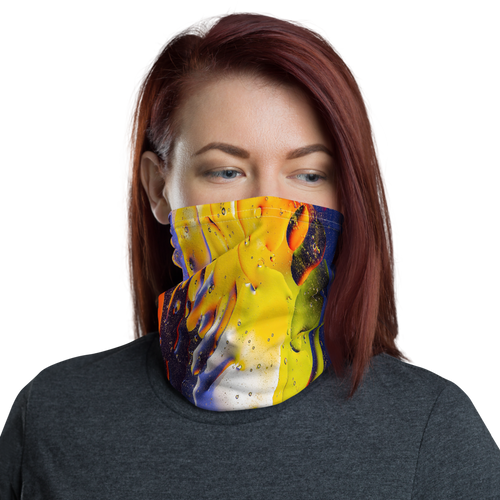 Default Title Abstract 04 Neck Gaiter Masks by Design Express