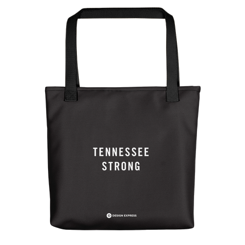 Default Title Tennessee Strong Tote bag by Design Express