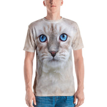 "XS Siberian Kitten ""All Over Animal"" Men's T-shirt All Over T-Shirts by Design Express"