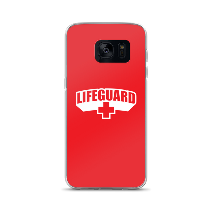Lifeguard Classic Red Samsung Case