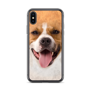 iPhone X/XS Pit Bull Dog iPhone Case by Design Express