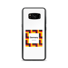 "Germany ""Mosaic"" Samsung Case"