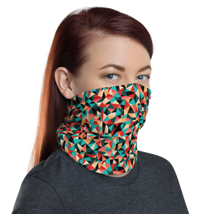 Kaleidoscope Neck Gaiter Masks by Design Express