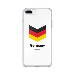 "iPhone 7 Plus/8 Plus Germany ""Chevron"" iPhone Case iPhone Cases by Design Express"