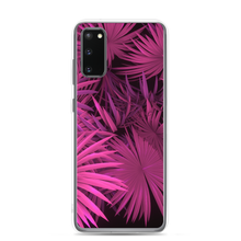 Samsung Galaxy S20 Pink Palm Samsung Case by Design Express