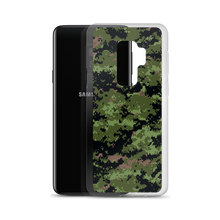Classic Digital Camouflage Print Samsung Case by Design Express