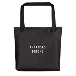 Arkansas Strong Tote Bag by Design Express