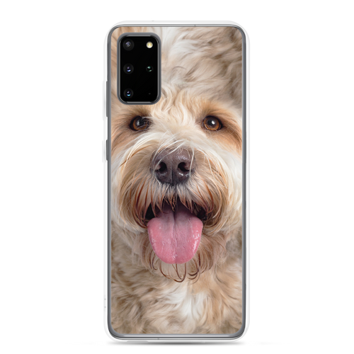 Samsung Galaxy S20 Plus Labradoodle Dog Samsung Case by Design Express