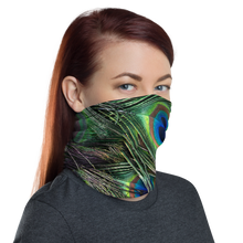 Peacock Neck Gaiter Masks by Design Express