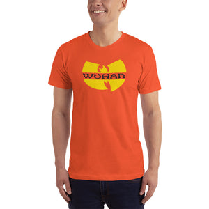 Orange / XS Wuhan Clan Unisex T-Shirt (100% Made in the USA 🇺🇸) by Design Express