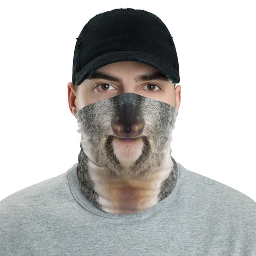 Default Title Koala Neck Gaiter Masks by Design Express