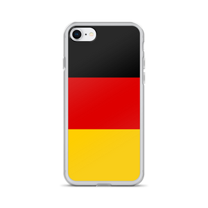 iPhone 7/8 Germany Flag iPhone Case iPhone Cases by Design Express