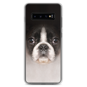 Samsung Galaxy S10+ Boston Terrier Dog Samsung Case by Design Express