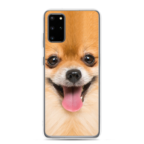 Samsung Galaxy S20 Plus Pomeranian Dog Samsung Case by Design Express