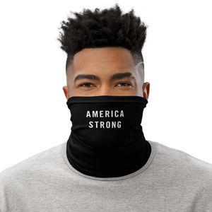 Default Title America Strong Neck Gaiter Masks by Design Express