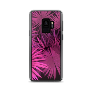 Samsung Galaxy S9 Pink Palm Samsung Case by Design Express