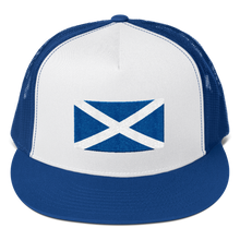 "Scotland Flag ""Solo"" Trucker Cap"