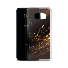 Gold Swirl Samsung Case by Design Express