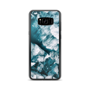 Samsung Galaxy S8+ Icebergs Samsung Case by Design Express