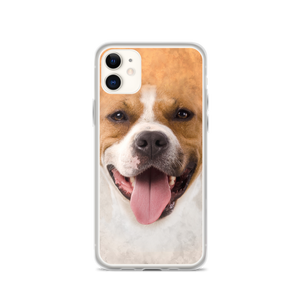 iPhone 11 Pit Bull Dog iPhone Case by Design Express