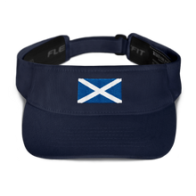 "Scotland Flag ""Solo"" Visor"