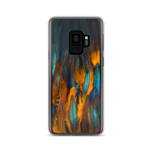 Samsung Galaxy S9 Rooster Wing Samsung Case by Design Express