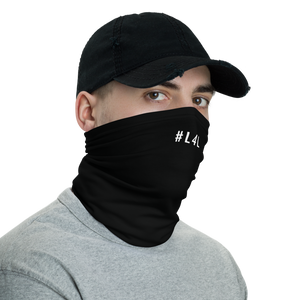 #L4L Hashtag Neck Gaiter Masks by Design Express