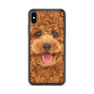 iPhone XS Max Poodle Dog iPhone Case by Design Express
