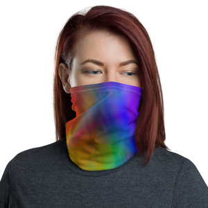 Default Title Rainbow Neck Gaiter Masks by Design Express