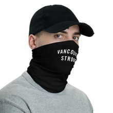 Vancouver Strong Neck Gaiter Masks by Design Express